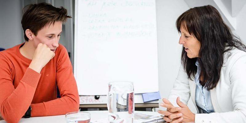 Superučenje Karnion tečaj nemščine