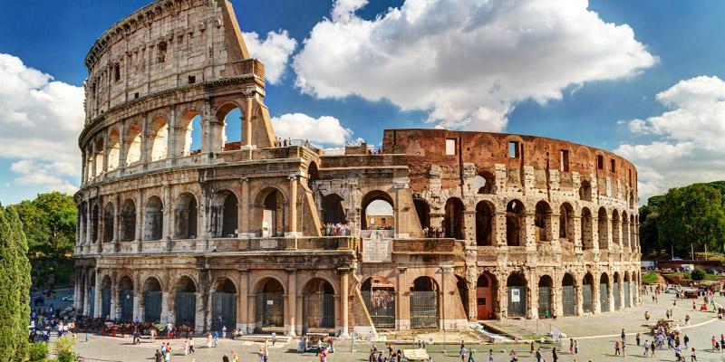 tečaj italijanščine za potovanje v Rim