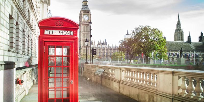 Potovanja - London